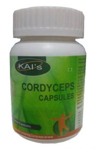 Health Supplements - Hawaiian herbal cordyceps capsule