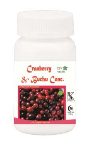 Hawaiian Herbal Cranberry & Buchu Conc. Softgel Capsule 60 Softgels