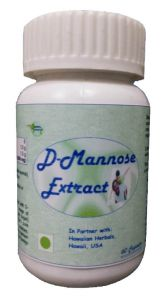 Hawaiian Herbal D- Mannose Capsule