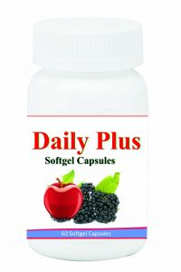 Hawaiian Herbal Daily Plus Softgel Capsule 60 Softgels