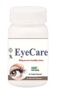 Hawaiian Herbal Eyecare Softgel Capsule 60 Softgels