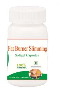 Hawaiian Herbal Fat Burner Slimming Softgel Capsule 60 Softgels