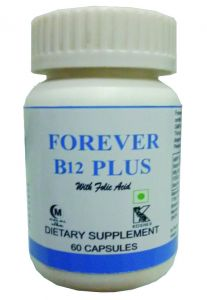Hawaiian Herbal Forever B12 Plus Capsule