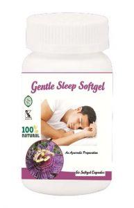 Hawaiian Herbal Gentle Sleep Softgel Capsule 60 Softgels