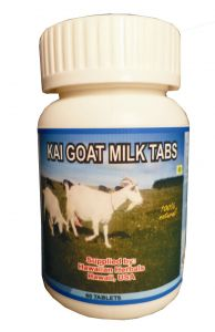 Hawaiian Herbal Goat Milk Capsule