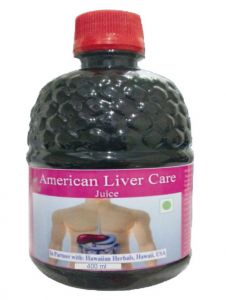 Hawaiian Herbal American Liver Care Juice