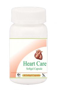 Hawaiian Herbal Heart Care Softgel Capsule 60 Softgels