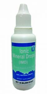 Hawaiian Herbal Ionic Mineral Drops (imd)