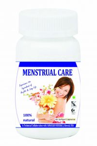 Hawaiian Herbal Menstrual Care Capsule 60 Softgels
