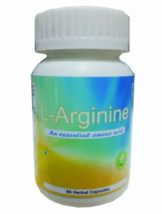 Hawaiian Herbal L- Arginine Capsule