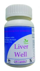 Hawaiian Herbal Liver Well Capsule