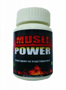 Hawaiian Herbal Mushli Power Capsule