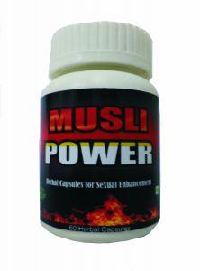 Hawaiian herbal mushli power capsule