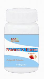 Hawaiian Herbal Natures Three Capsule