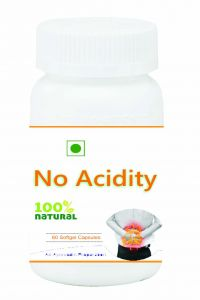 Hawaiian Herbal No Acidity Softgel Capsule 60 Softgel