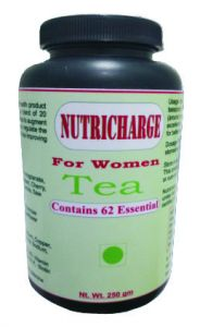 Hawaiian Herbal Nutricharge For Women Tea