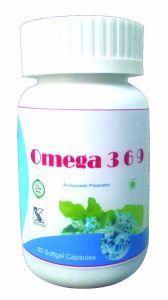 Hawaiian Herbal Omega 3 6 9 Softgel Capsule 60 Softgels