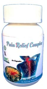 Hawaiian Herbal Pain Relief Complex Capsule