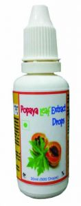 Hawaiian Herbal Papaya Leaves Extract Drops
