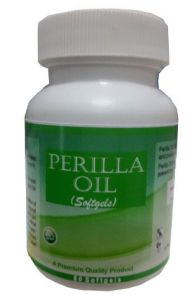 Hawaiian Herbal Perilla Oil Softgel