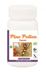 Hawaiian Herbal Pollen Softgel Capsule 60 Softgel