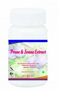 Hawaiian Herbal Prune & Senna Extract Capsule