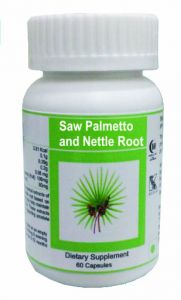 Hawaiian Herbal Saw Palmetto And Nettle Root Capsule