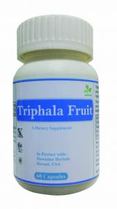 Hawaiian Herbal Triphala Fruit Capsule