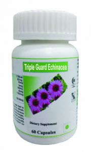 Hawaiian Herbal Triple Guard Echinaceae Capsule