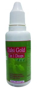 Hawaiian Herbal Tulsi Gold Drops