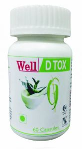 Hawaiian Herbal Well D Tox Capsule