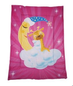 Baby blankets - Little Innocent Cartoon Single Quilts & Comforters Pink