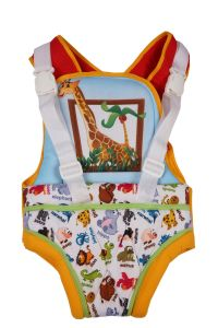 Baby carriers - Little Innocent Multicolor Sleepwell Grib Baby Carrier