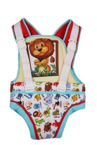 Baby carriers - Little Innocent Sleepwell Grib Baby Carrier Tiger Print