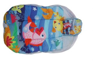 Baby mosquito nets - Little Innocents Fish Printed Mosquito Net