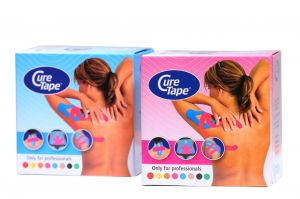 Home medical supplies - Cure Tape-Pink,Blue