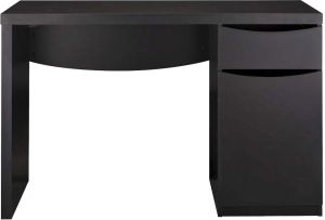 Afydecor Contemporary Study Cum Computer Table With Closed Storage (product Code)_3107