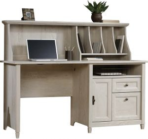 Home Decor ,Kitchen  - Afydecor Modern Study cum Computer Table with Crown and Panel Detail(Product Code)_3109