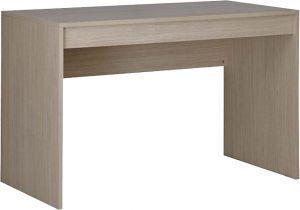 Home Utility Furniture - Afydecor Contemporary Minimalist Writing Desk Plank Legs(Product Code)_3110