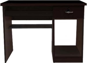 Afydecor Contemporary Rectangular Study Table With Single Storage Drawer(product Code)_3138