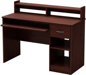Home Utility Furniture - Afydecor Contemporary Study Table with Withdrawable Tray(Product Code)_3144