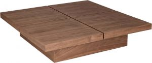 Afydecor Contemporary Coffee Table With Large Central Storage(product Code)_3438
