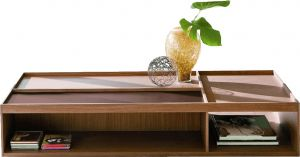 Afydecor Contemporary Coffee Table With A Sleek Low Profile Look(product Code)_3446