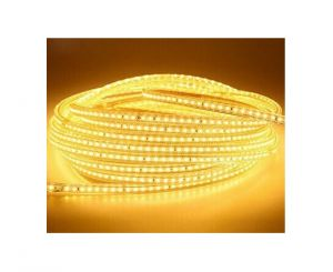 Jbmr Yellow LED Strip Light Waterproof Roll 10 Meter (120 Led/mtr)