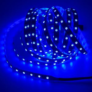 Jbmr 5050 LED Strip Light Blue Colour Non Water Proof With Adapter