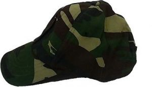 Military Cap Head Wear Hat Cap For Men Women Free Size
