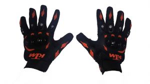 Ktm Full Finger Duke 390/rc390 Inspired Mx Motorcycle Racing Glove