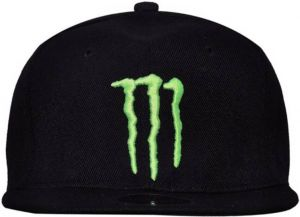 Monster Black Hiphop Cap