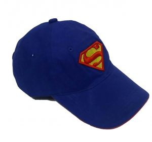Superman Cap Stylish Blue Hat Cap For Boys & Girls