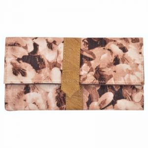Azzra Brown Wallet Clutch For Women (code - Awwc0115-brwn)